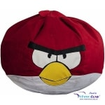 Кресло-груша Angry Birds Red